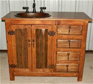 Enhance Your Bathroom with Unique Bathroom Vanities